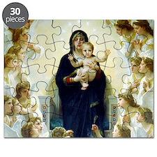 William Adolphe Bouguereau Puzzle