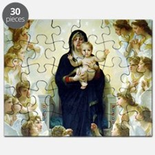 William Adolphe Bouguereau Puzzle