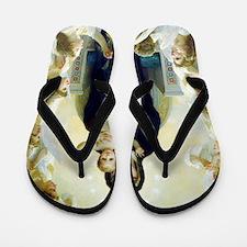 William Adolphe Bouguereau Flip Flops