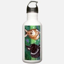moonbeamhobbes_journal Water Bottle