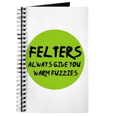 Felting - Felters Warm Fuzzie Journal