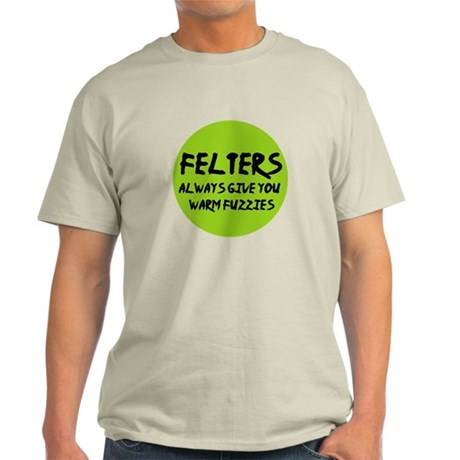 Felting - Felters Warm Fuzzie Light T-Shirt