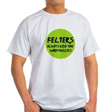 Felting - Felters Warm Fuzzie T-Shirt