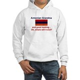 Armenian pride Hooded Sweatshirt