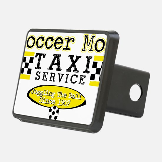 Soccer Mom Taxi Service Hitch Cover