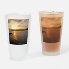 Kauai Sunrise Drinking Glass
