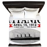 Titanic King Duvet Covers