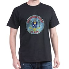 uss harold e. hold ff patch transpare T-Shirt