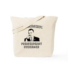 Ermahgerd! Ohbermer Tote Bag