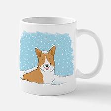 corgiLETITSNOW Mug