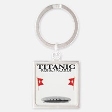 TG2SquareLockerFrame Square Keychain