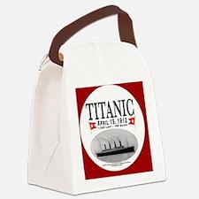 TG2HexOrn-d Canvas Lunch Bag