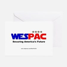 """WesPAC"" Greeting Cards (Pk of 10)"