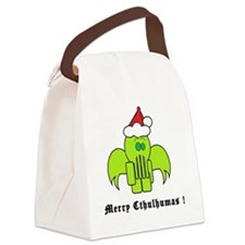 Merry Cthulhumas! Canvas Lunch Bag