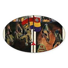 International Brigades Decal
