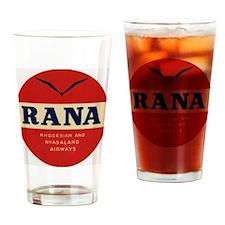 RANA Airways Drinking Glass
