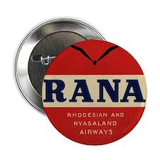"""RANA Airways 2.25"""" Button"""