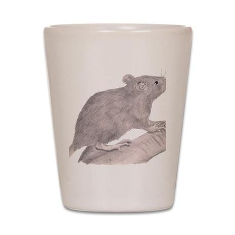 Baby Rat Shot Glass