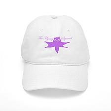 Tshirts-Squirrel-Logo-Purple Baseball Cap
