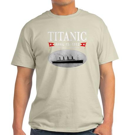 TG214x14whiteletTRANSBESTUSETHIS Light T-Shirt