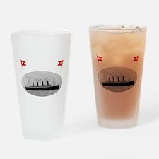 TG214x14whiteletTRANSBESTUSETHIS Drinking Glass