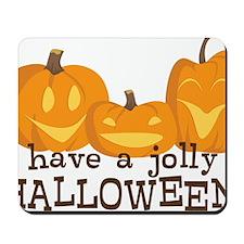 Jolly Pumpkins Mousepad