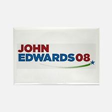 Funny John edwards Rectangle Magnet