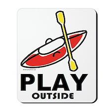 Play Outside Mousepad