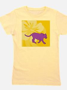 Panther Gel Mousepad Girl's Tee