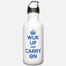 Wuk Up and Carry On Water Bottle
