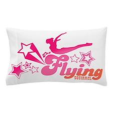 Tshirts-Stars-Logo-Rainbow-Pink Pillow Case