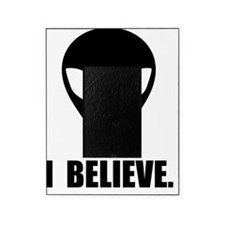 I Believe In Aliens Picture Frame