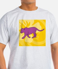 Panther Pillow T-Shirt