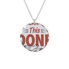 Mitt Romney 2012 Election Necklace