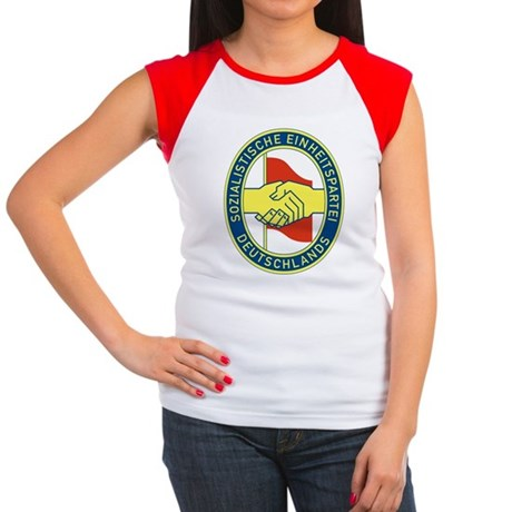 DDR SED Women's Cap Sleeve T-Shirt