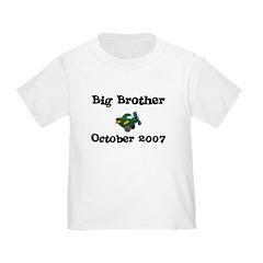 Big Brother October 2007 Toddler Tee