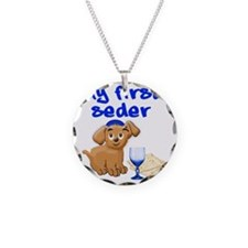 my first Seder Necklace
