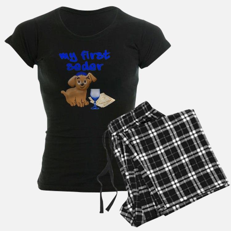 my first Seder Pajamas