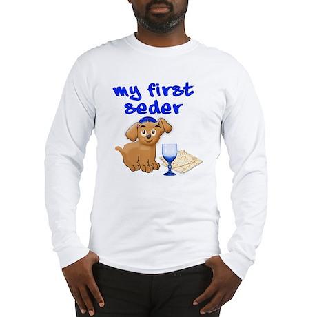 my first Seder Long Sleeve T-Shirt