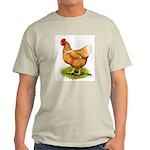 Golden Sex-link Hen Light T-Shirt