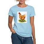 Golden Sex-link Hen Women's Light T-Shirt