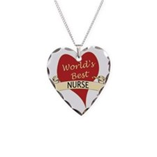 Worlds Best Nurse Necklace