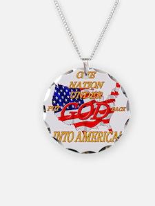 Put God Back Necklace