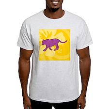Panther Queen Duvet T-Shirt