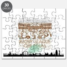 Rugby League Cup Puzzle
