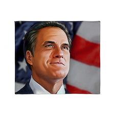 Romney Throw Blanket