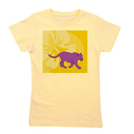Panther Mens Wallet Girl's Tee