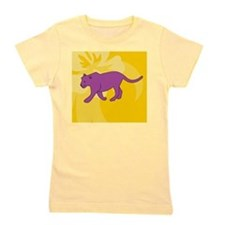 Panther Wine Label Girl's Tee