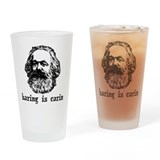 Politics Pint Glasses