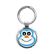 Ralph - Button Round Keychain